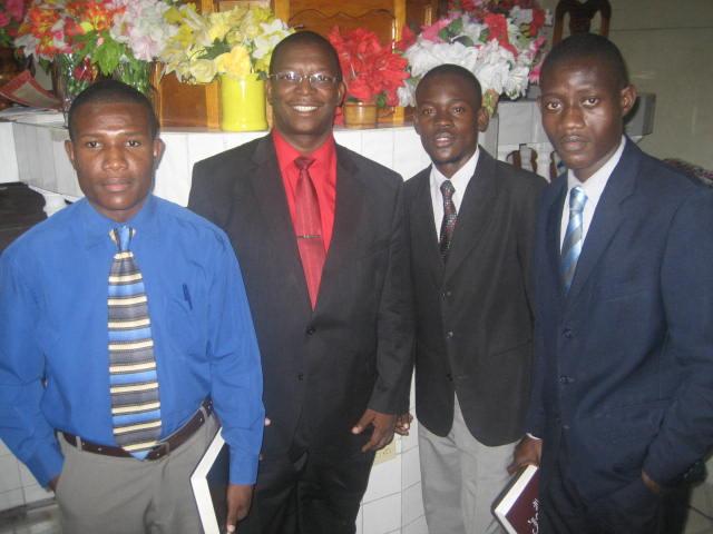 Launching Spiritual Multipliers among Pastors in Haiti